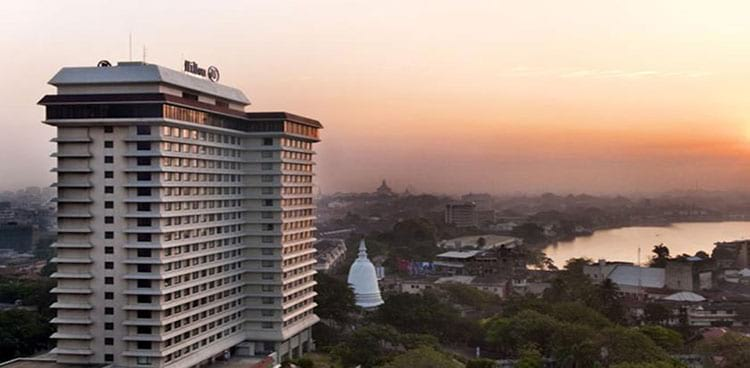 5 Star Hotel in Colombo