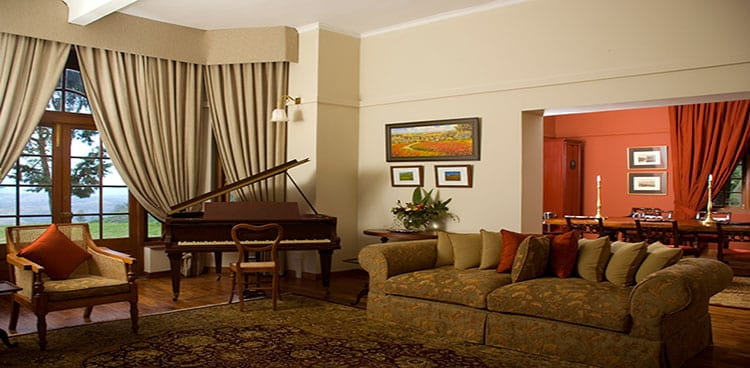 5 Star Hotel in Nuwara Eliya